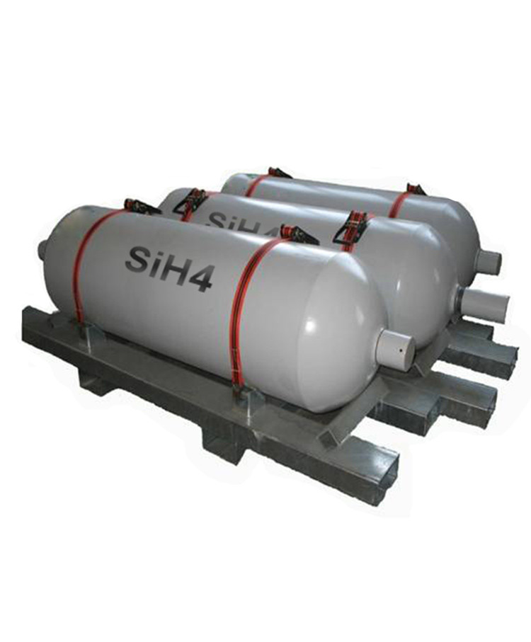 SiH4 Gas Silane Gas As Electronic Gases